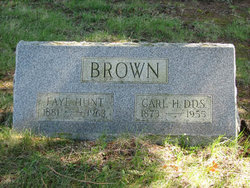 Faye <i>Hunt</i> Brown