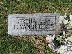 Bertha May Vanmeter