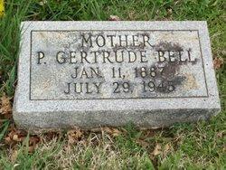 Precilla Gertrude <i>Boyd</i> Bell