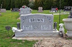 Robert Paul Dave-Brownie Brown, I