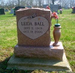 Leida <i>Wright</i> Ball