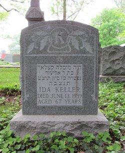 Ida <i>Buyar</i> Keller