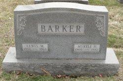 Myrtle H. Barker