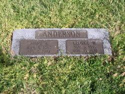 Mary E. <i>Hancock</i> Anderson