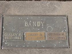 James Allen Bandy, Sr