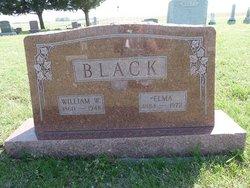 Elma <i>Johnson</i> Black