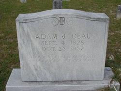 Adam J Deal