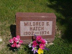 Mildred S Hatch
