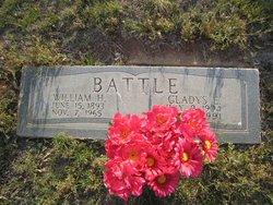 Gladys Elizabeth <i>Parks</i> Battle