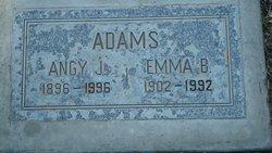 Emma Margaret Em <i>Baleme</i> Adams