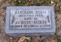 Caroline <i>Kolm</i> Bliese