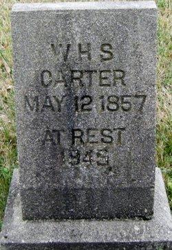 W H S Carter
