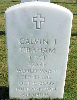 Calvin John Graham