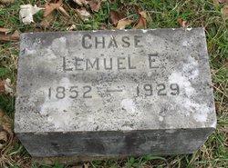 Lemuel E. Chase