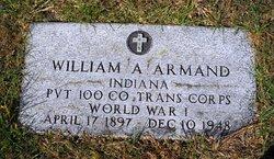 William A Armand