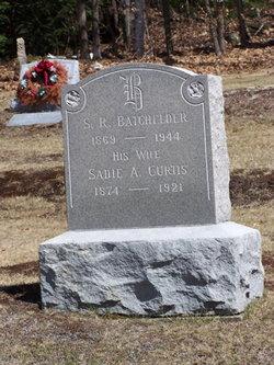 Sadie Sarah Ann <i>Curtis</i> Batchelder