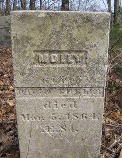 Mary Polly <i>Osgood</i> Burley