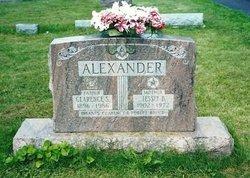 Jessie Byrdene <i>Williams</i> Alexander