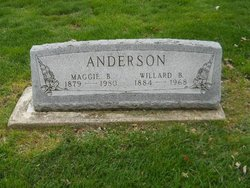 Maggie B Anderson