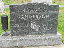 Robert R Anderson