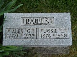 Alex G Bailes