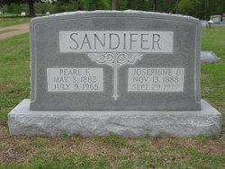 Josephine <i>Drane</i> Sandifer