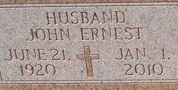 John Ernest Von Demfange