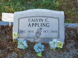 Calvin C Appling