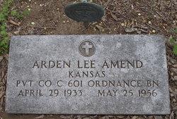 Arden Lee Pete Amend