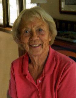 Doris Louise <i>Larson</i> Berg