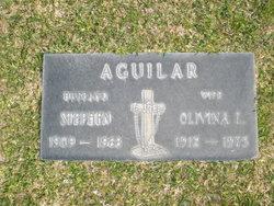 Olivina L. <i>Alvarado</i> Aguilar
