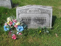 Minnie Ackert