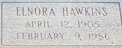 Elnora <i>Lewis</i> Hawkins
