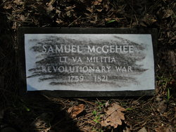 Samuel McGehee, Sr