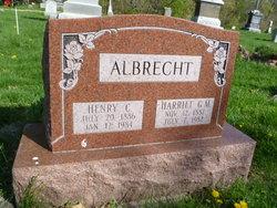 Harriet G <i>Martin</i> Albrecht