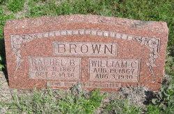 Rachel Bell <i>Huff</i> Brown