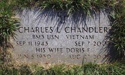 Doris T. <i>Challands</i> Chandler