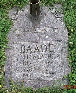 Gene G. <i>More</i> Baade