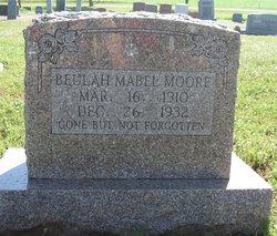 Beulah Mabel Moore