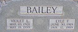 Lyle Fredrick Bailey