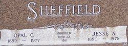 Jesse Alfred Sheffield