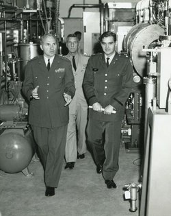 Col Charles Pence Charlie Alter