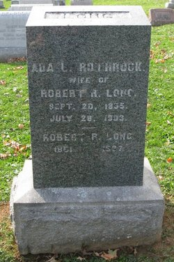 Ada L. <i>Rothrock</i> Long