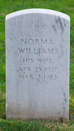 Norma <i>Williams</i> Templeton