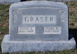 Annie Elizabeth <i>Delaughter</i> Graser