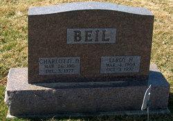 Charlotte D. <i>Beitelman</i> Beil