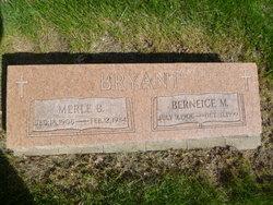 Berneice M. Bryant