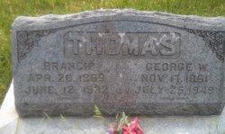 Branch <i>Warren</i> Thomas