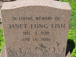 Janet <i>Long</i> Fish