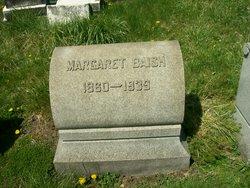 Margaret <i>Stevens</i> Baish